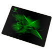 Picture of T-Dagger Geometry Medium Size 360mm x 300mm x 3mm|Speed Design|Printed Gaming Mouse Pad Black and Green