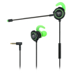 Picture of T-Dagger Alps 120cm Cable|Omni-Directional Detachable(2.5mm aux) Gooseneck mic/Uni-Directional In-Line Controller Mic|In-Line Volume Controller|10~12mm Bass Driver|Stereo In-Ear Gaming Headset
