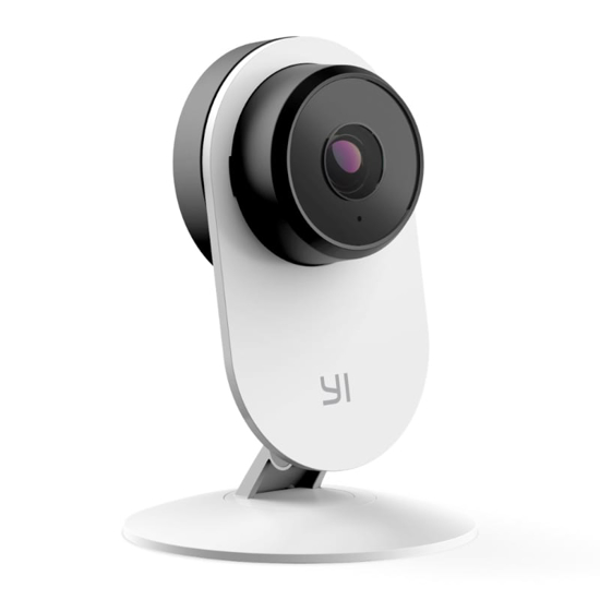 Picture of Yi Smart Home 3 Static 1080p 107 Micro SD Slot Camera White