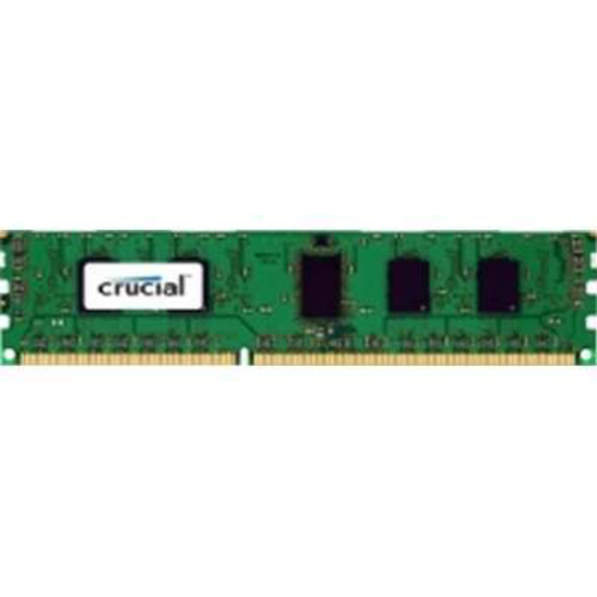 Picture of Crucial 2GB DDR3 1600MHz Desktop Single Rank