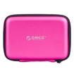 Picture of Orico 2.5 Portable Hard Drive Protector Bag - Pink