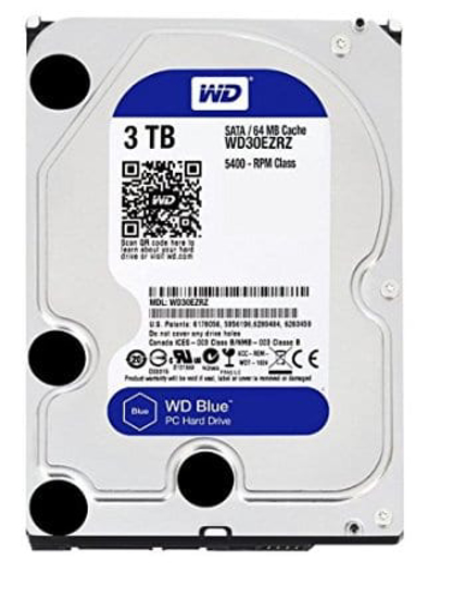 Picture of WD Blue 3TB 3.5 SATA 64MB