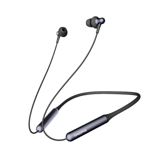 Picture of 1MORE Stylish E1024BT Dual Driver Bluetooth In-Ear Headphones - Black