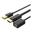 Picture of Orico USB to HDMI 100cm Phone and Tablet Cable Adapter - Black