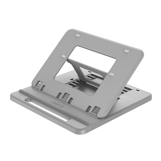 Picture of Orico Tablet and Notebook Stand - Grey