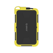 Picture of Orico 2.5 USB3.0 External HDD Rugged Enclosure with Hook - Yellow