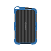 Picture of Orico 2.5 USB3.0 External HDD Rugged Enclosure with Hook - Blue