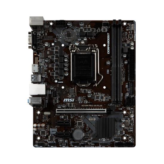 Picture of MSI INT H310M 2XDDR4 4XSATA3
