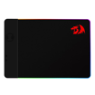 Picture of Redragon QI 10W RGB Wireless Charging Mouse Pad - Black
