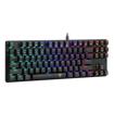 Picture of T-Dagger BORA Tenkeyless RGB Mechanical Gaming Keyboard - Black