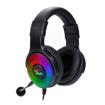 Picture of Redragon Pandora USB | Vitrual 7.1 | RGB | In-Line Controller Gaming Headset - Black