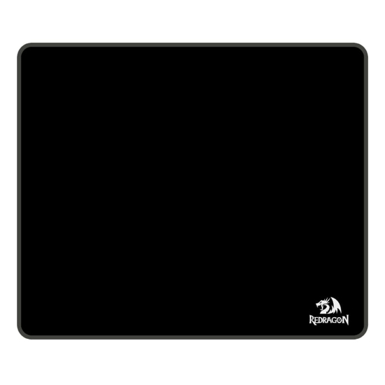 Picture of REDRAGON MOUSEPAD FLICK M 270X320 BK