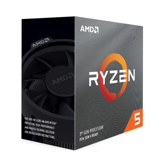 Picture of AMD RYZEN 5 3500X 6-CORE 3.6GHZ AM4