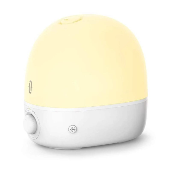 Picture of Taotronics Ultrasonic 2.5 Litre|26 dB|12 to 30 Hour|18W|10-30 Square Meter Area Humidifier