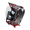 Picture of Antec Torque Tempered Glass Both Sides (GPU 450mm) ATX Micro ATX ITX E ETX - Black and Red