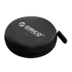 Picture of Orico Headset/Cable EVA case round - Black