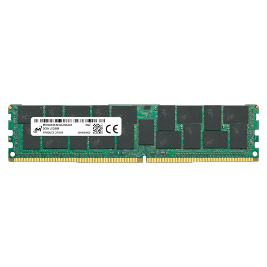 Picture of Micron 64GB DDR4 2933MHz Load Reduced Dimm