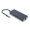 Picture of ORICO DOCK TYPEC 6 PORT GY