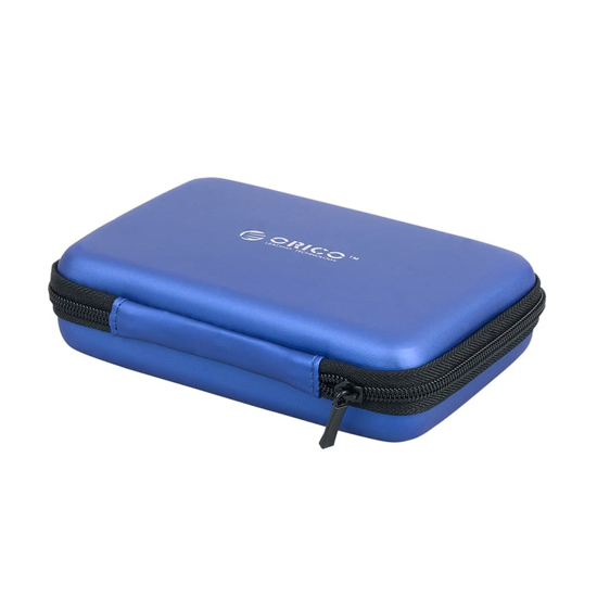 Picture of Orico 2.5 Portable Hard Drive Protector Bag - Blue