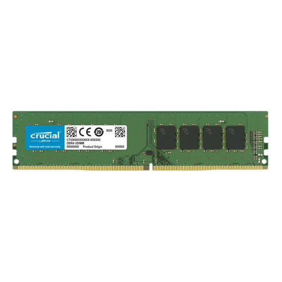 Picture of CRUCIAL DDR4 DIMM 2666 8GB