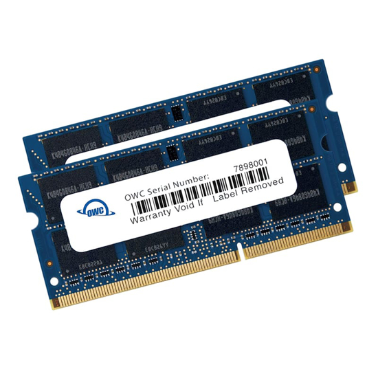Picture of OWC DDR3 SODIMM MAC 1600 16GBKIT
