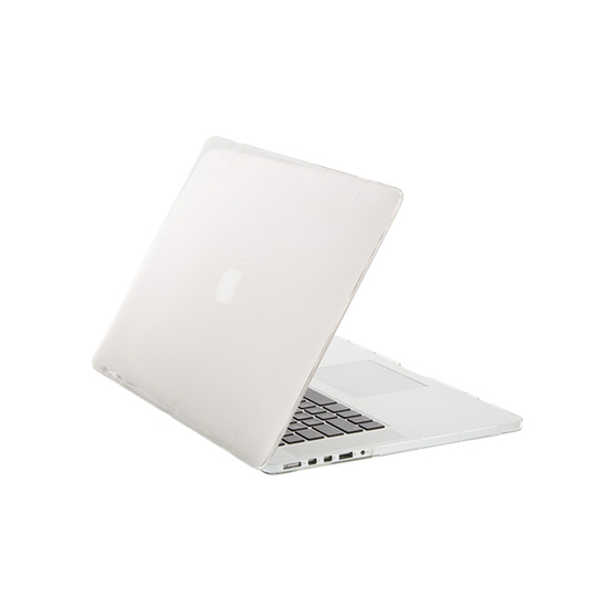 Picture of Newertech NuGuard Snap-On Notebook Cover for 13 Macbook Pro with Retina 2012-2015 - Clear