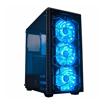 Picture of Redragon DAIMONDSTORM Pro Tempered Glass Front/Side|3 x RGB Fan|ATX/Micro ATX - Black