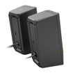 Picture of Redragon ANVIL 2.0 Speakers 2 x 3W|8 Mode RGB|USB+3.5mm|Power + Volume Buttons - Black