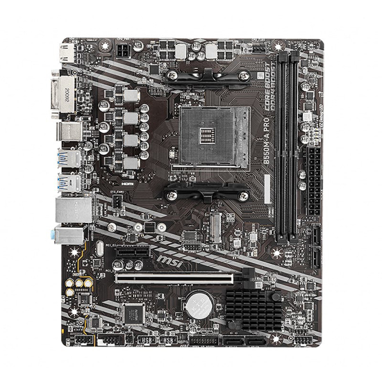 Picture of MSI AM4 B550M TBA