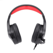 Picture of Redragon Theseus 3.5mm|2.0|Boom Mic Gaming Headset - Black