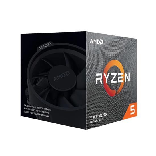 Picture of AMD RYZEN 5 3400G 4-CORE 3.7GHZ AM4