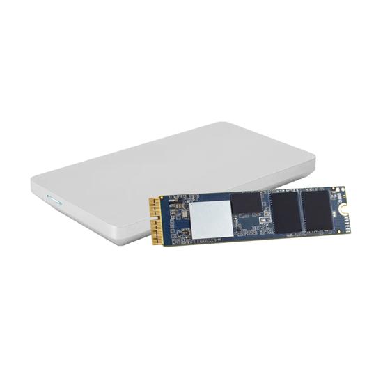 Picture of OWC Aura Pro X2 480GB MBA MBP W/Retina Envoy Kit mSATA SSD