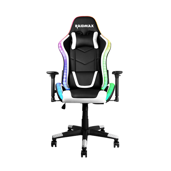 Picture of RAIDMAX GAMING CHAIR DK925 ARGB WH