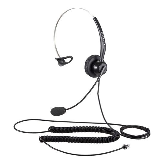 Picture of Calltel T800 Mono-Ear Noise-Cancelling Headset - RJ9 Reverse