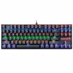 Picture of Redragon KUMARA RGB MECHANICAL Gaming Keyboard - Black