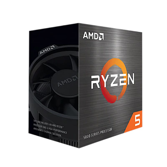 Picture of AMD RYZEN 5 5600X 6-CORE 3.7GHZ AM4