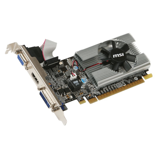 Picture of MSI GF N210 1GB GDDR3 64-BIT