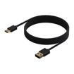 Picture of Sparkfox Xbox Series X Braided USB-A to Type-C Charge and Play Cable - Black
