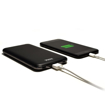 Picture of Port Connect Slim 10 000mAh Type C|Micro USB|Output: 1 x USB Power Bank - Black
