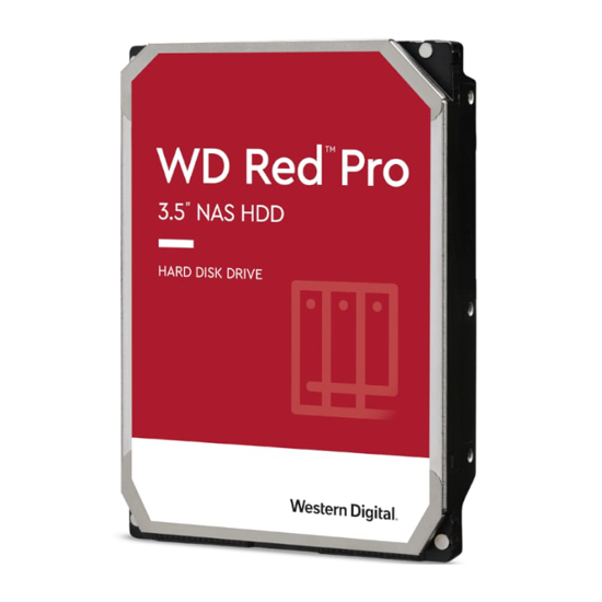 Picture of WD Red Pro 10TB 3.5 SATA 256MB