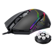 Picture of Redragon CENTROPHORUS 7200DPI RGB Gaming Mouse - Black